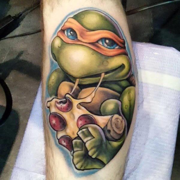 15 Best Teenage Mutant Ninja Turtle Tattoos Petpress